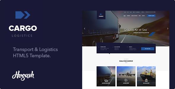 Nakliye Transport Web Sitesi Tasarımı