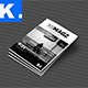 Indesign Magazine Template -Graphicriver中文最全的素材分享平台