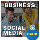 Business Social Media Packa-Graphicriver中文最全的素材分享平台
