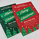 Christmas Flyer Vol.5-Graphicriver中文最全的素材分享平台