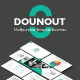 Dounot Powerpoint Template-Graphicriver中文最全的素材分享平台