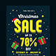 Christmas Sale-Graphicriver中文最全的素材分享平台