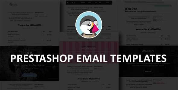 Prestashop Email Templates by jopin | ThemeForest