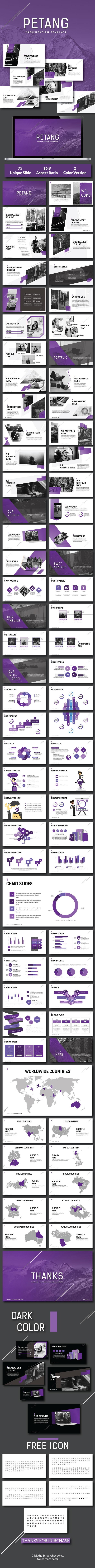 Tue Powerpoint Template