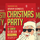 Christmas Party Flyer-Graphicriver中文最全的素材分享平台