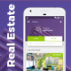 Real Estate App Android &am-Graphicriver中文最全的素材分享平台