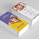 Business Card – Kindergart-Graphicriver中文最全的素材分享平台