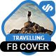 Travelling Facebook Timelin-Graphicriver中文最全的素材分享平台