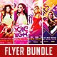 Club Flyer Bundle Vol.6-Graphicriver中文最全的素材分享平台