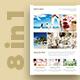 Flyers – Various Professio-Graphicriver中文最全的素材分享平台
