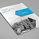 Corporate Bi-fold Brochure-Graphicriver中文最全的素材分享平台