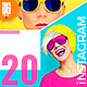 20 - Fashion Instagram Bann-Graphicriver中文最全的素材分享平台