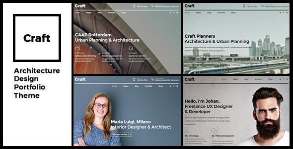 architecture design portfolio. Craft Portfolio - Architecture \u0026 Design Creative