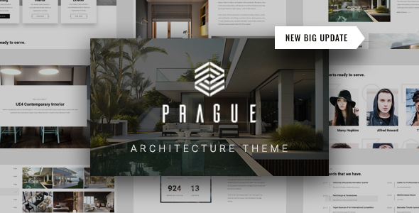 Charmant Prague | Architecture WordPress Architecture By Fox Themes | ThemeForest