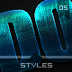 10 Bold Text Effects Vol.5-Graphicriver中文最全的素材分享平台