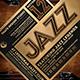 Jazz Festival Flyer Templat-Graphicriver中文最全的素材分享平台