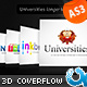3D Image Flow Menu 01 AS3