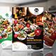 Restaurant Flyer-Graphicriver中文最全的素材分享平台