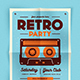 Retro Music Flyer-Graphicriver中文最全的素材分享平台