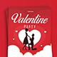 Valentine day party-Graphicriver中文最全的素材分享平台