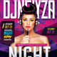 DJ Flyer-Graphicriver中文最全的素材分享平台