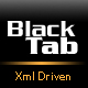 Black Tab (xml-Driven)