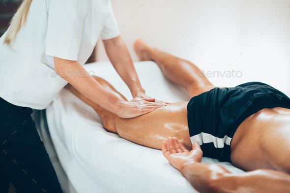 Male massage pics