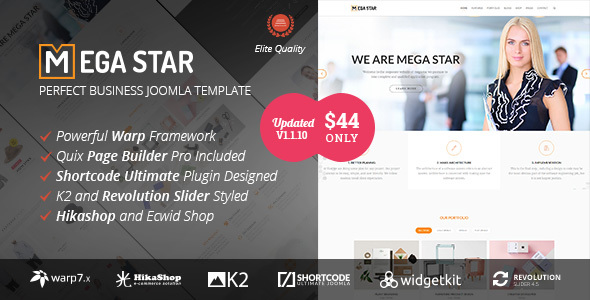 Megastar business joomla template by bdthemes themeforest megastar business joomla template business corporate flashek Gallery