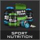 Sport Nutrition Pack Mock U-Graphicriver中文最全的素材分享平台