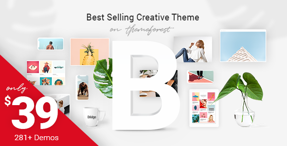 Image result for Bridge - Creative Multi-Purpose WordPress Theme
