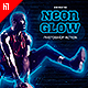 Neon Glow Photoshop Action -Graphicriver中文最全的素材分享平台