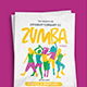 Zumba Party Flyer Vol.2-Graphicriver中文最全的素材分享平台