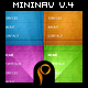 16 Web Menus - MiniNav V6