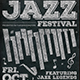Jazz Festival Flyer Templat-Graphicriver中文最全的素材分享平台