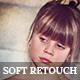 Soft Retouch Photoshop Acti-Graphicriver中文最全的素材分享平台