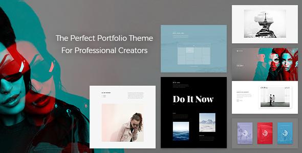 Wythe - Creative Portfolio Theme by ArtstudioWorks | ThemeForest