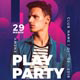 Dj Club Party-Graphicriver中文最全的素材分享平台