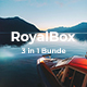 3 in 1 RoyalBox Bundle Crea-Graphicriver中文最全的素材分享平台