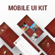 Mobile UI KIT-Graphicriver中文最全的素材分享平台