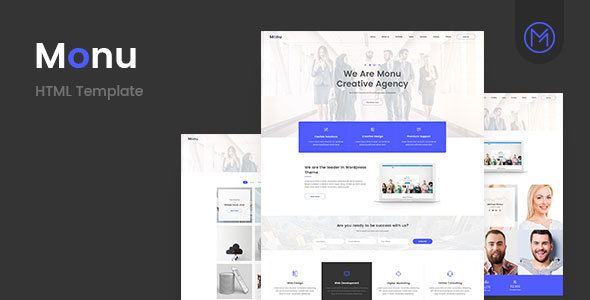 Monu agency business html5 template by mugli themeforest monu agency business html5 template business corporate cheaphphosting Gallery