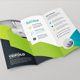 Corporate Trifold Brochure-Graphicriver中文最全的素材分享平台