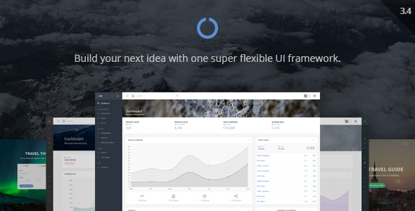 Oneui bootstrap admin dashboard template ui framework oneui bootstrap admin dashboard template ui framework angularjs admin templates site templates malvernweather Image collections