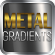 50 Metal Gradients-Graphicriver中文最全的素材分享平台