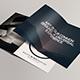Realistic Bifold Mock-Ups-Graphicriver中文最全的素材分享平台