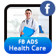 Healthcare Center Facebook -Graphicriver中文最全的素材分享平台