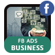 Business Solutions Facebook Ad Banners - AR-Graphicriver中文最全的素材分享平台