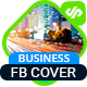 Business Service FB Timelin-Graphicriver中文最全的素材分享平台