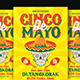 Cinco De Mayo Flyer Vol.5-Graphicriver中文最全的素材分享平台