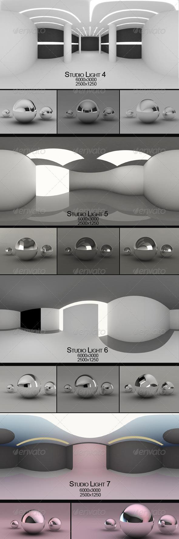 Studio light - 1