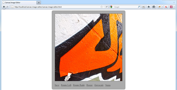 Tutplus jQuery, jQuery UI and HTML5 Image Editor